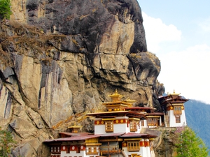 Glimpse of Bhutan Photos