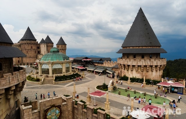 Ba Na Hills - Your Road to Heavenly Scenery Photos