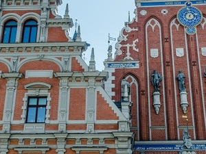 Private Walking Tours in Riga Together with a Lovely Local Guide Photos