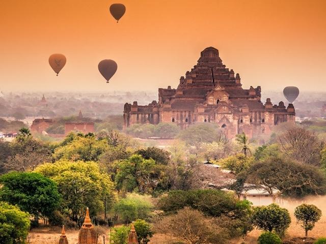 Myanmar Highlights - 65% Save Photos