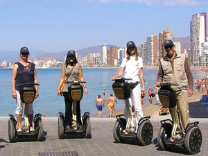 Segway Benidorm Tour Photos