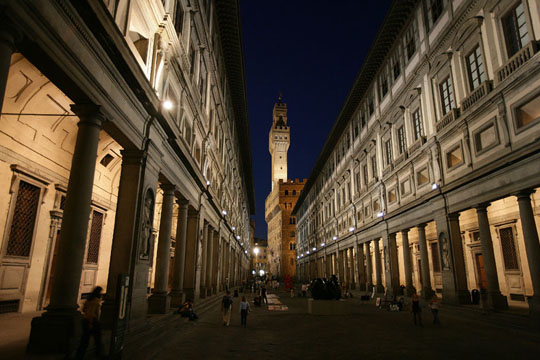 Uffizi Gallery Private Tour Photos