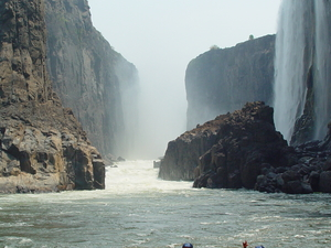 Package to Victoria Falls & Chobe National Park