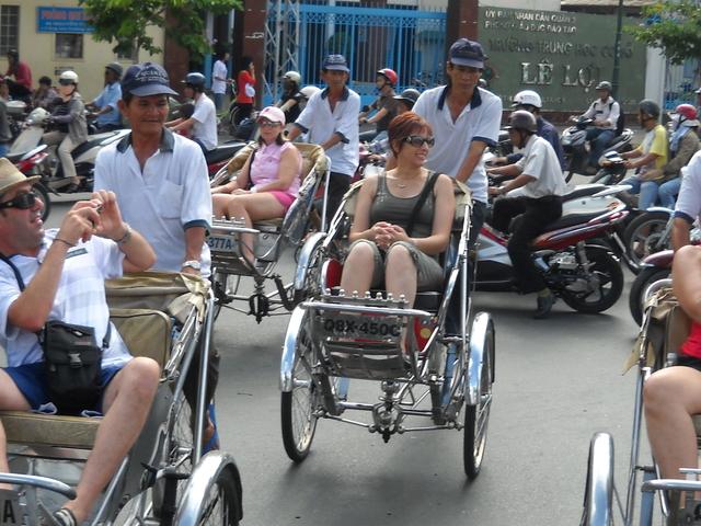 Real Saigon with Cyclo - Day Tour Photos