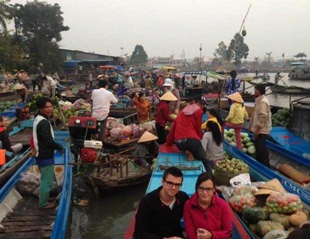 CAI RANG Floating Market & BEN TRE village - 1 day tour Photos