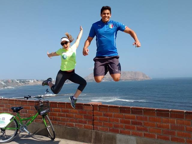 20 % Discount on Bike Tour - Miraflores - Barranco Photos