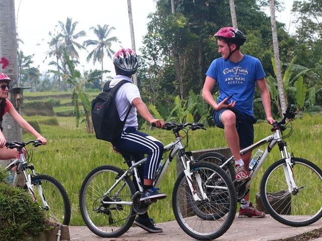 Bali Downhill Cultural Cycling Tour Photos