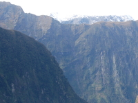 Milford Sound By Edwin Lee