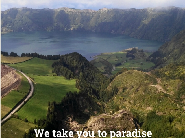 Half Day Trip Sete Cidades Village and Lake Tour Photos