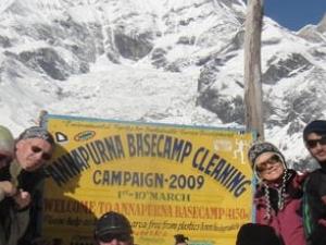 Annapurna Base Camp Trekking (ABC Trek) Photos