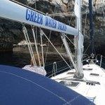 Private sailing cruise Greece Photos