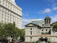 Portland City Tour And Gorge Waterfalls Combo Pioneer Square