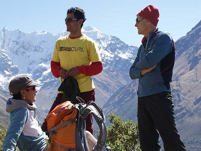 Salkantay Trek to Machu Picchu Photos