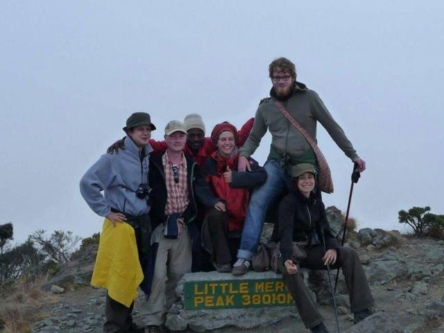 Mount Meru Tour Photos