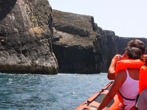 Wild West Coast Boat Trip Photos