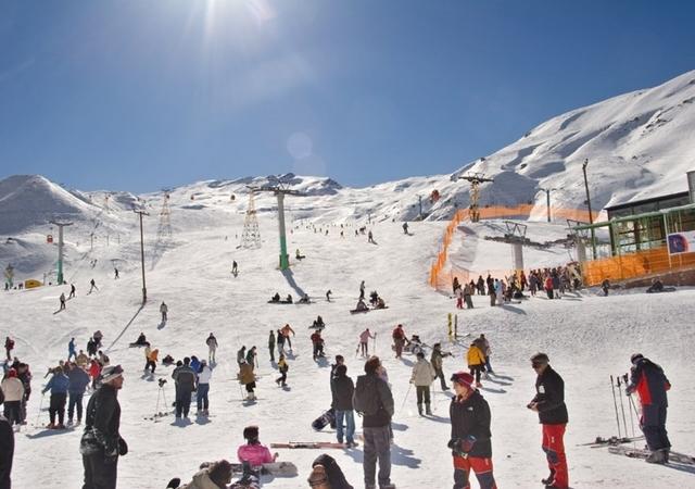 Ski Package Photos