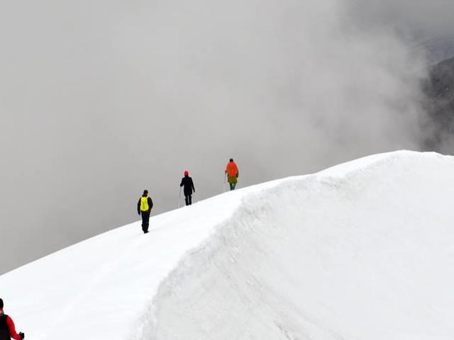 Tavan Bogd Trekking Tour Photos