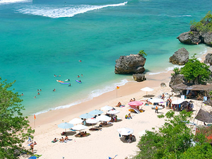 South Bali White Sand Beach Tour Fotos