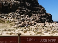 Cycling Cape Of Good Hope