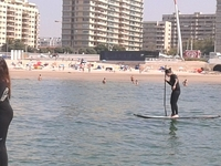 Stand-Up-Paddle Private Lesson for Two