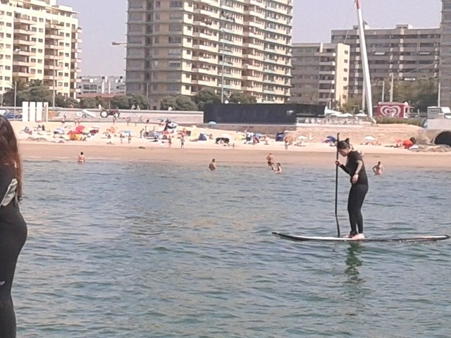 Stand-Up-Paddle Private Lesson for Two Photos