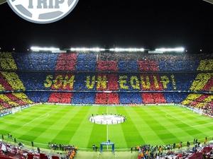 Soccer Fan Trip - Barcelona Photos