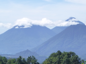 Trek from Xela to Lago de Atitlán