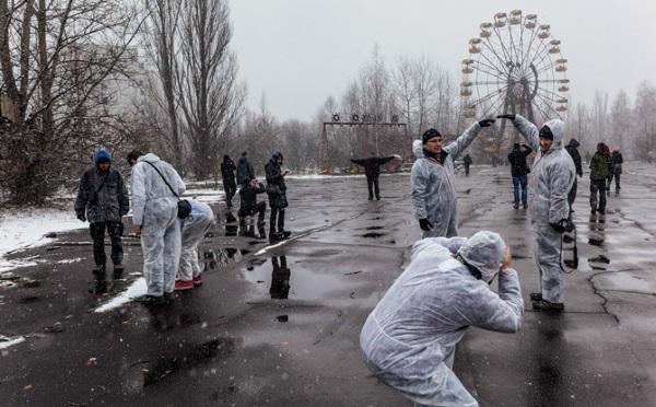 Chernobyl Zone Tour Photos