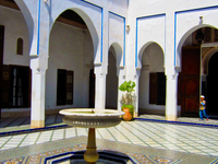 Marrakech Bahia Palace 45