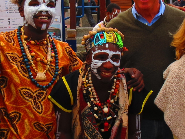 Cape Town - Big 5 Safari Package Photos
