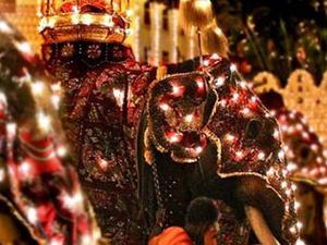 Kandy August Festival Promotion Fotos