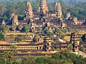Tour in Siem Reap Angkor Wat