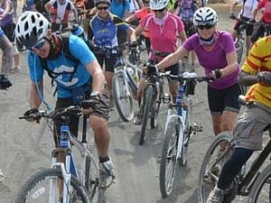 Cycle Tour in Tanzania Photos