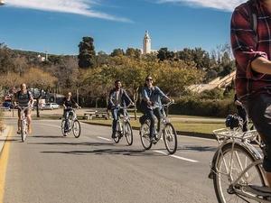 Montjuic E-bike tour
