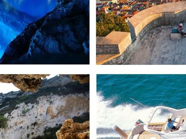 Trip to Blue Cave from Split with a Luxury Boat Photos