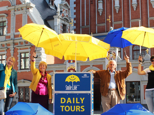Walking Tour in the Old Town & Riga Black Balsam Tasting
