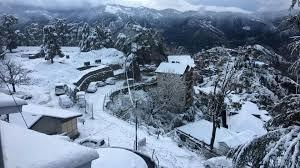 Shimla Manali Volvo Tour Photos