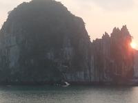 Halong Sunset