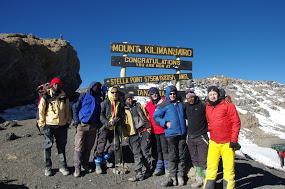 Mt Kilimanjaro Trekking Via Machame Photos