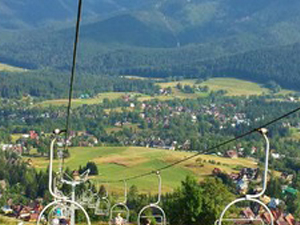 Catholic Tour Zakopane Tatras, Hot Spring, Village & Cable Car Photos