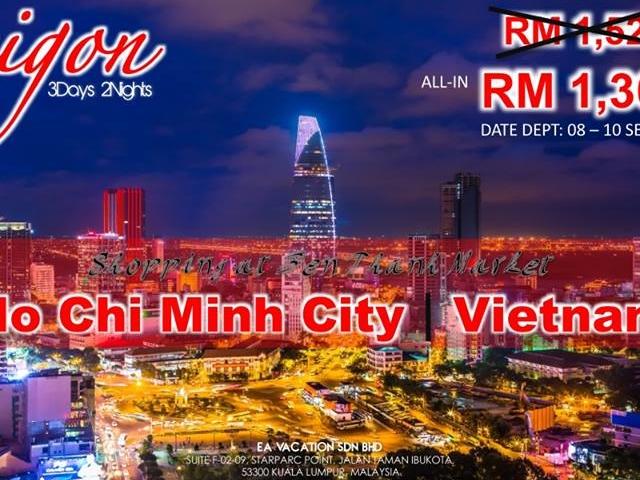 Ho Chi Minh City - Vietnam Photos