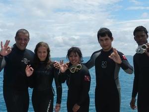 Diving License Course Bali Indonesia Fotos