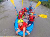 Rafting Class II, Near Guayaquil