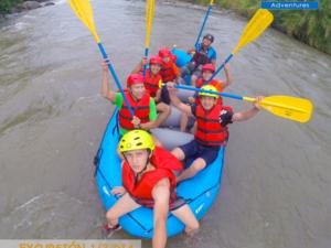 Rafting Class II, Near Guayaquil Fotos