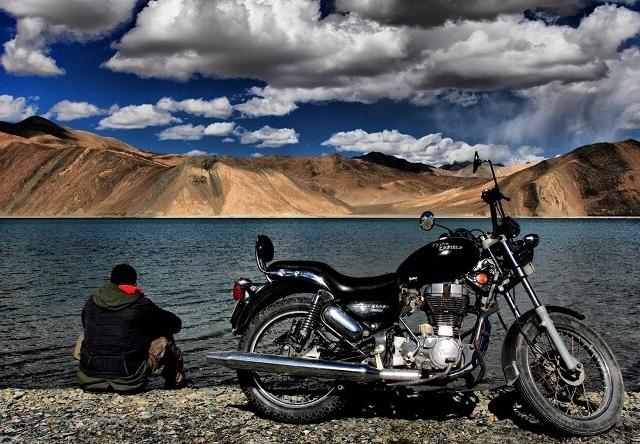 Leh Ladakh Bike Tour Photos