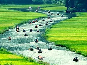 Hanoi - Mai Chau Valley Photos