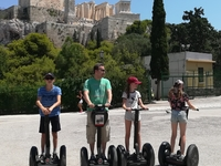 Ancient Athens Segway Tour3