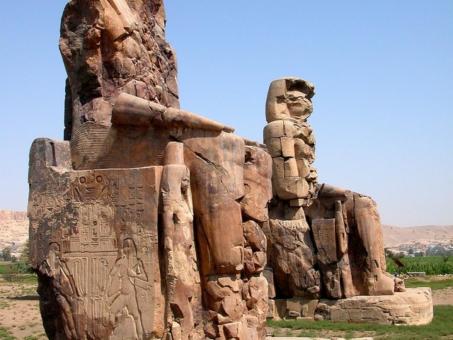 Egypt - Cairo Pyramids & Luxor by Flight Budget Tour Photos