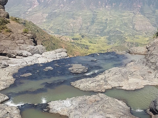 Short Trip Simien Mountains Photos