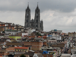 Quito City Line Photos